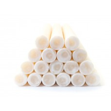 Бытовые парафиновые свечи №20/220 (белые)